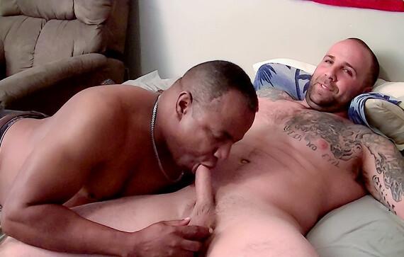 Big+Dude+Duncan+Gets+His+Uncut+Cock+Sucked